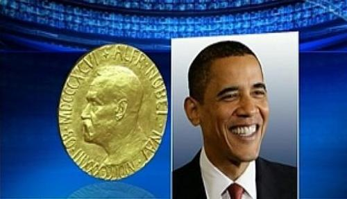 obama nobel 2009 Gajamoo