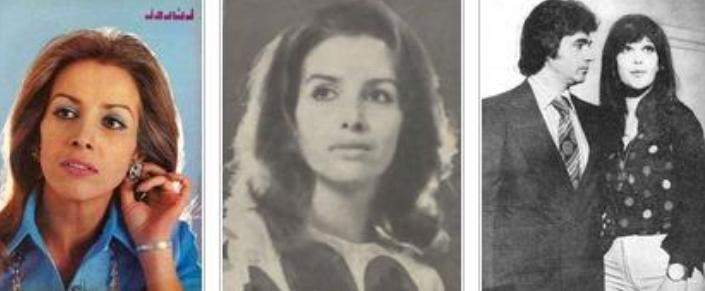 ویدیویی از هنرمند محبوب زنده یاد ژاله کاظمی خواهر زن میرحسین موسوی ...